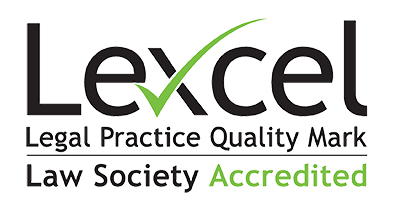 AWH Solicitors is Lexcel Accredited