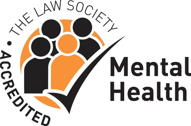 Law Society Accredited – Mental Health