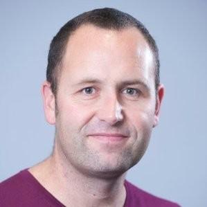 Alan Lawson - Head of Marketing