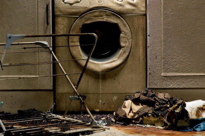 Tumble Dryer fire claim