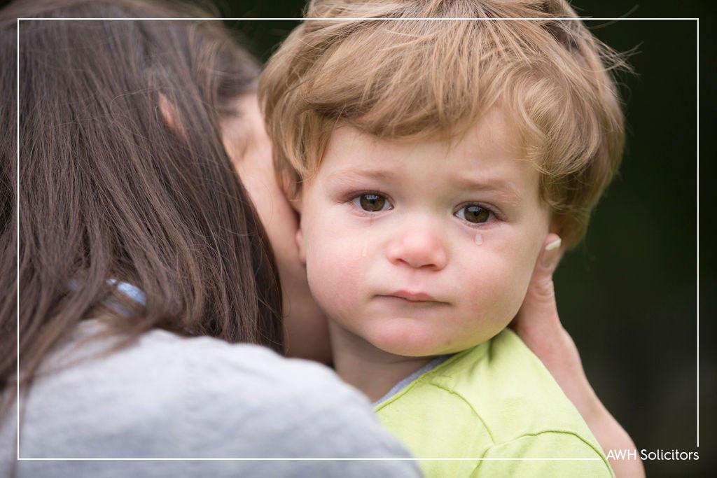 Proving ex is unfit parent - unfit mother or unfit father