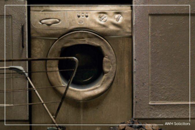 tumble dryer fire