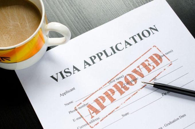 visa licence