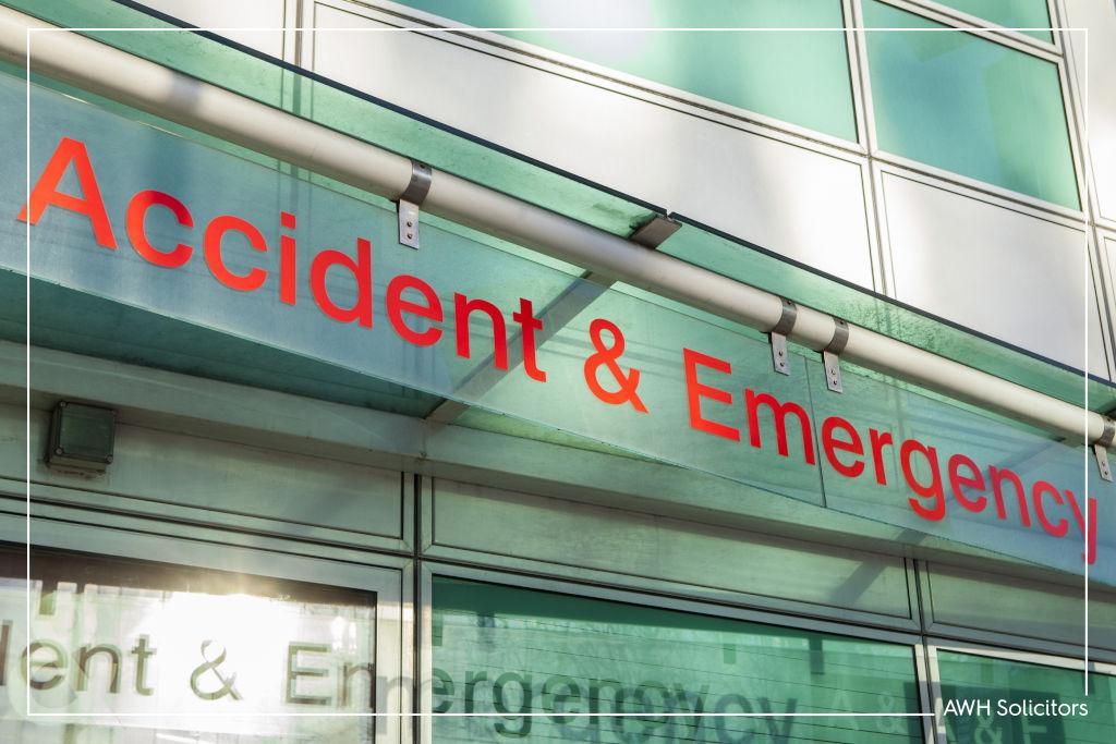 A&E Negligence