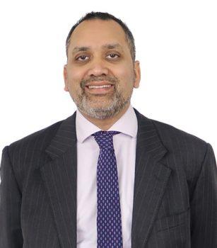 Nimish Patel - Senior Associate Solicitor/Team Manager