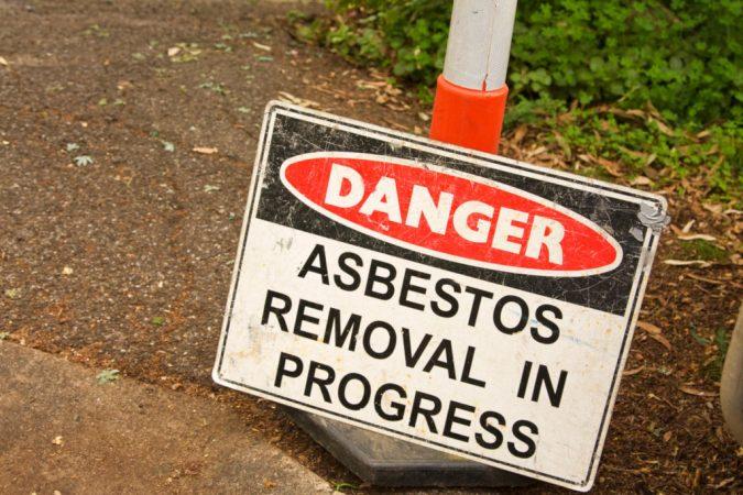 exposed to asbestos at work