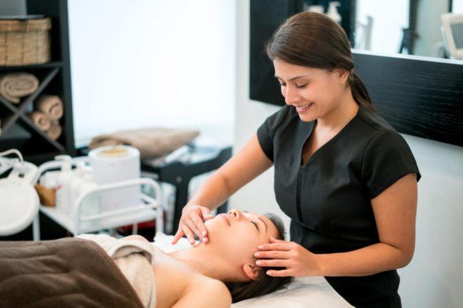 massage therapist claim