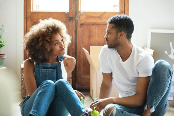 'Common Law' Partner Rights When Separating