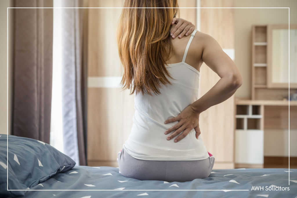 Lumbar Spine Injury Compensation Claims
