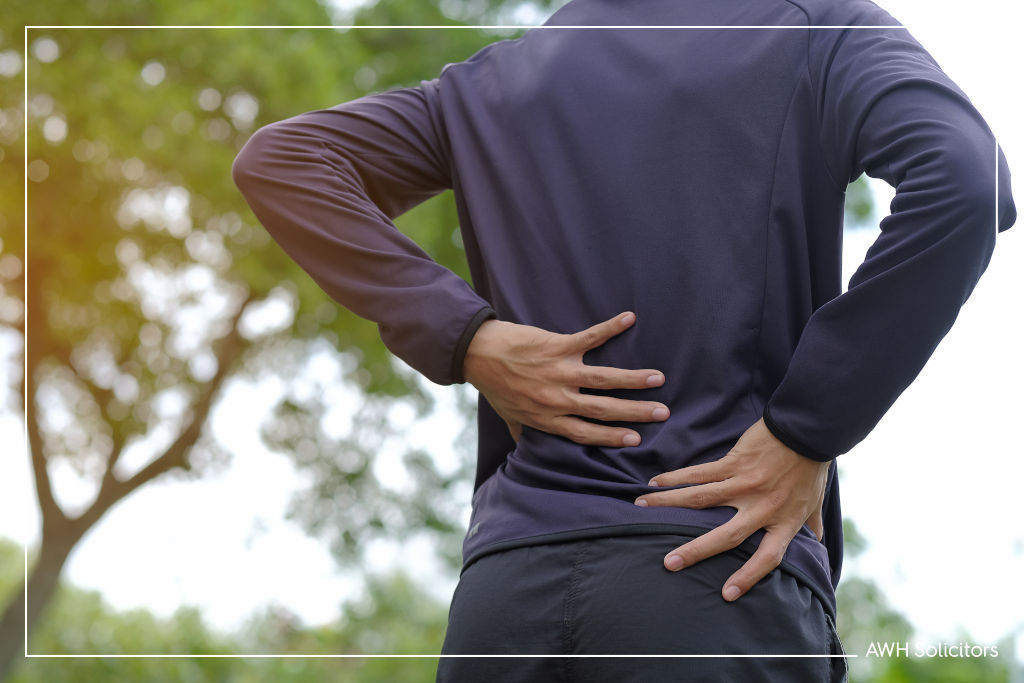 Moderate Back Injury Compensation