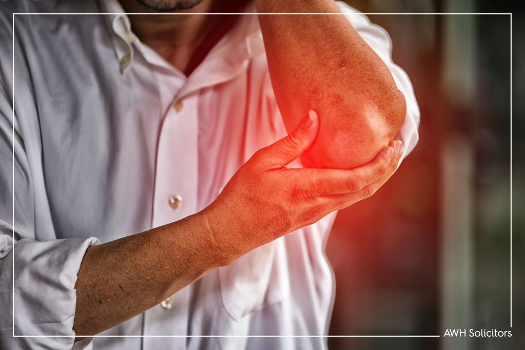 Tennis Elbow Caused by Work - Tennis elbow claims