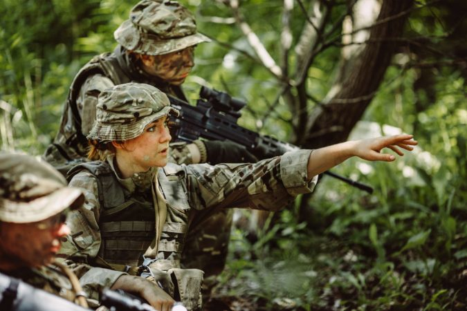 Women in the Military Suffer Avoidable Injuries