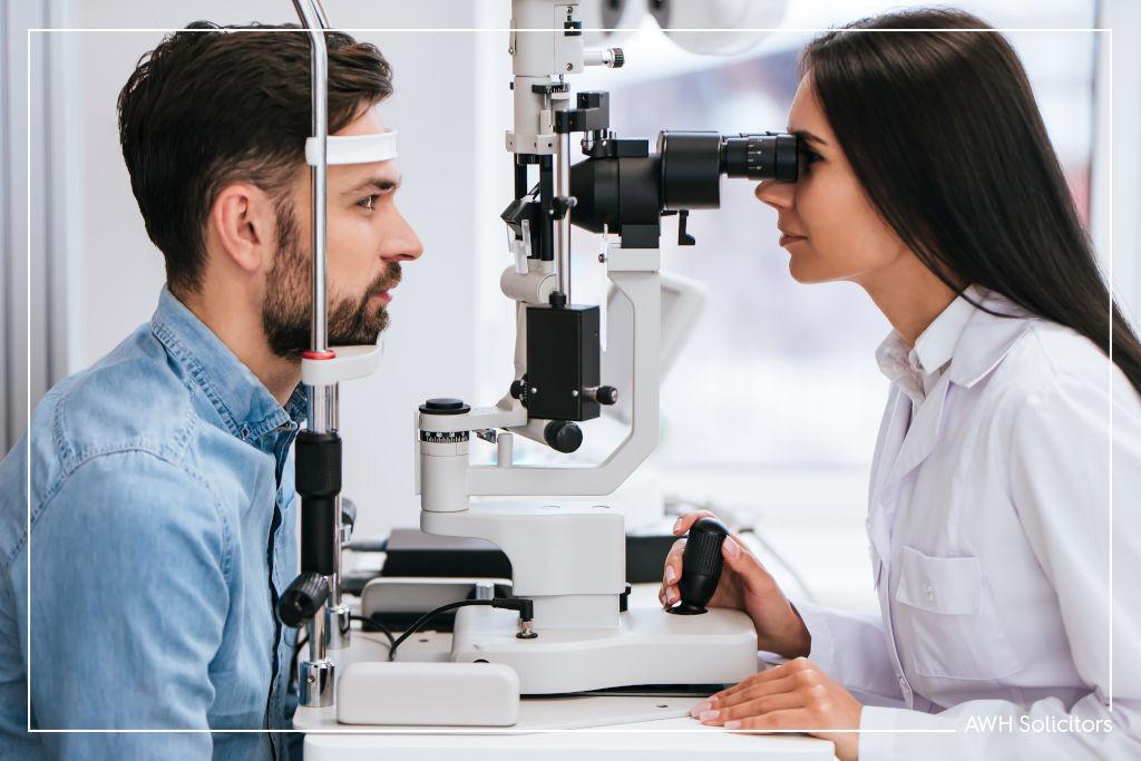 Medical Negligence Eye Claims