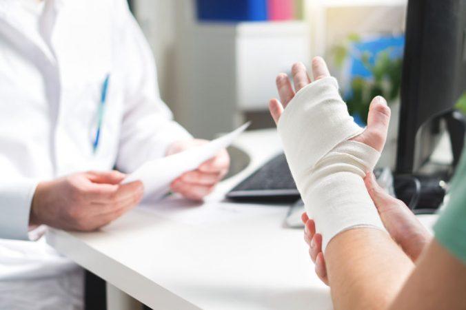 Wrist Injury Compensation