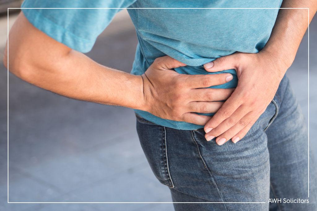 Hip Bursitis Compensation