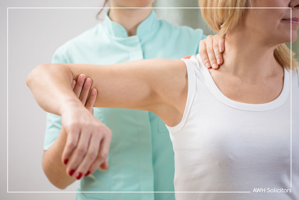 Work Related Musculoskeletal Injuries