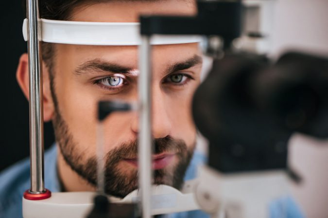 how much compensation for loss of sight in one eye