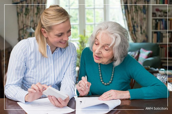 Lasting Power of Attorney Solicitors Manchester and Blackburn