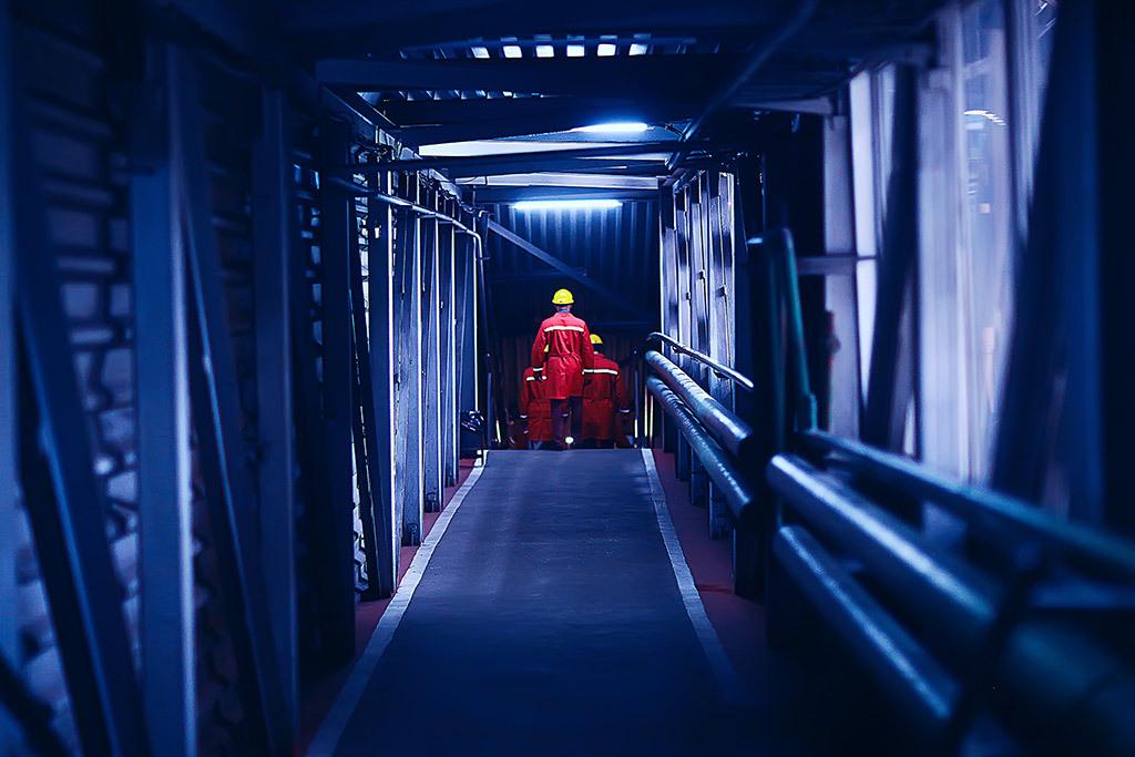 Shipyard Labourer