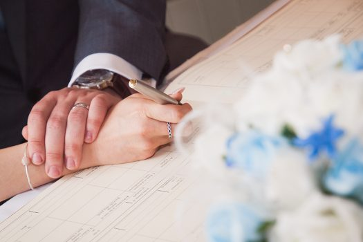 Mother's Names To Be Added To Marriage Certificates Manchester