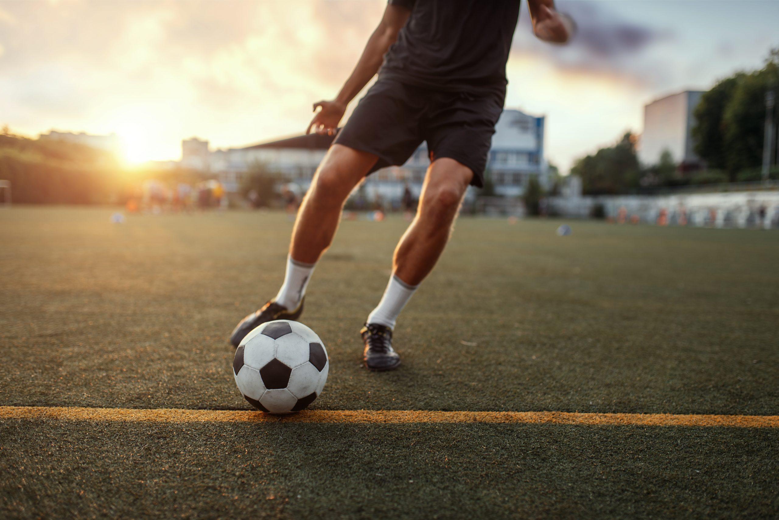 Head injury in sport: Football injuries