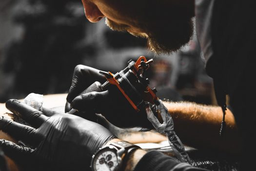 Tattoo Compensation Awarded to Man After Artist Error Manchester